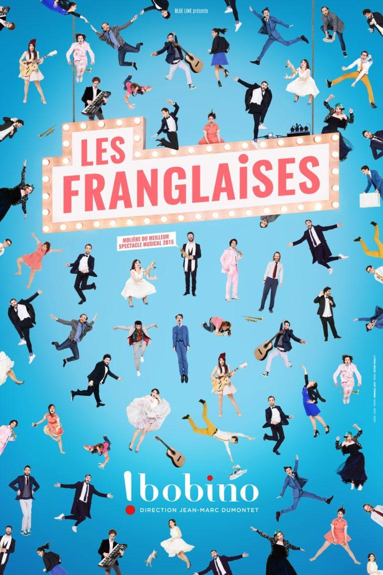 Les franglaises en spectacle à Bobino Paris