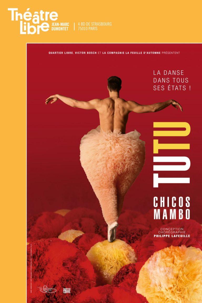 Tutu en spectacle au Théâtre Libre à Paris