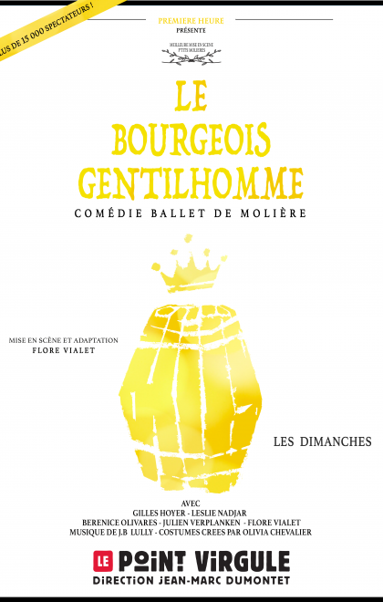Bourgeois Gentilhomme 40x60 sept-dec 2020