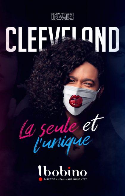 Cleeveland en spectacle à Bobino à Paris